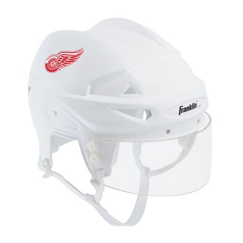 Cheap Franklin Detroit Red Wings Mini Player Collectible Helmet