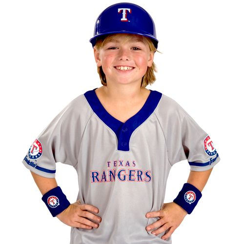 Franklin Kids' Texas Rangers Uniform Set - view number 2