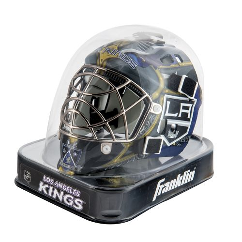 Franklin NHL Team Series Los Angeles Kings Mini Goalie Mask - view number 2