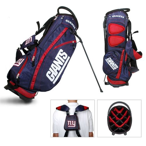 Team Golf New York Giants Fairway Golf Stand Bag