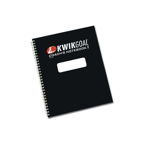 Kwik Goal Coach's Notebook - view number 1