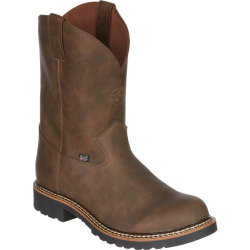 Justin Kids' Bay Gaucho Cowhide Western Boots - view number 2