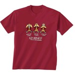 New World Graphics Toddlers' Florida State University No Evil T-shirt