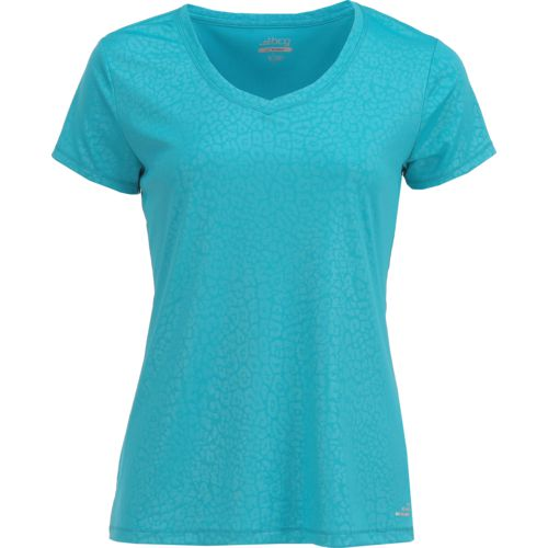 BCG Women's Training Embossed Tech T-shirt