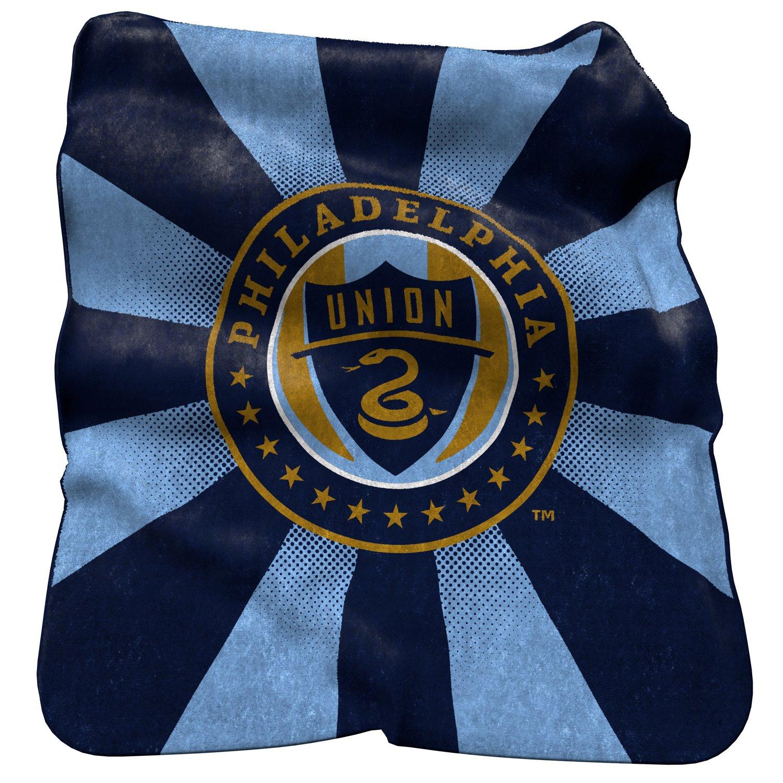 Logo™ Philadelphia Union Raschel Throw