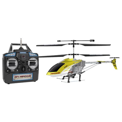 World Tech Toys Spy Hercules Camera Unbreakable 3.5-Channel RC Helicopter - view number 1