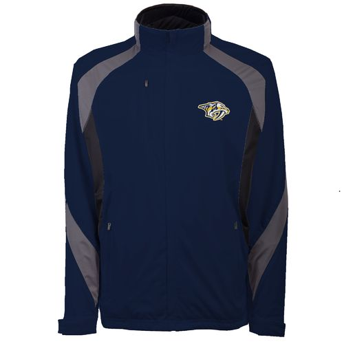 Antigua Men's Nashville Predators Tempest Full Zip Jacket