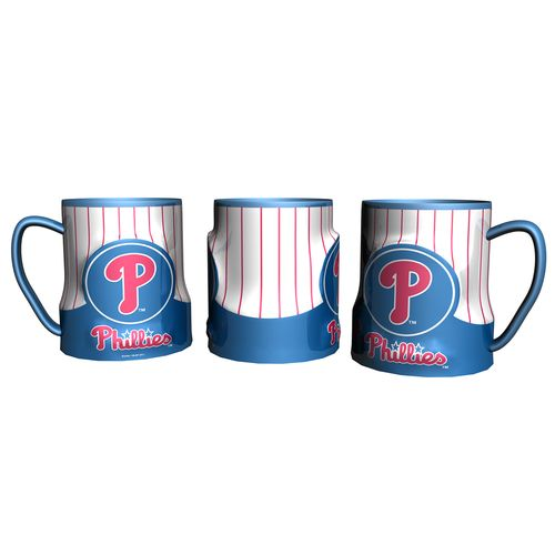 Boelter Brands Philadelphia Phillies Gametime 18 oz. Mugs 2-Pack