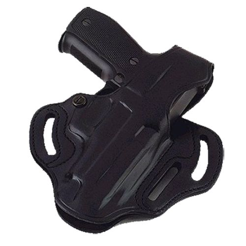 Galco Cop 3-Slot S&W J-Frame Hammered/Hammerless Belt Holster - view number 1