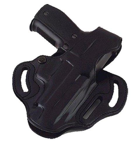 Galco Cop 3-Slot S&W J-Frame Hammered/Hammerless Belt Holster