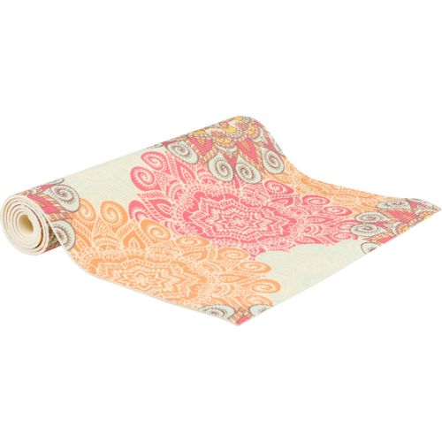 "BCG™ Mandala 24"" x 68"" Chromatic Yoga Mat"