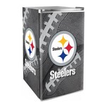 Boelter Brands Pittsburgh Steelers 3.2 cu. ft. Countertop Height Refrigerator