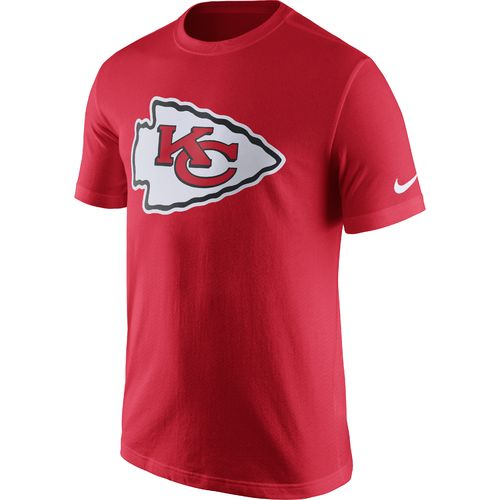 Nike Men's Kansas City Chiefs Cotton Essential Logo