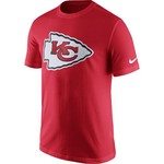 Nike Men's Kansas City Chiefs Cotton Essential Logo T-shirt