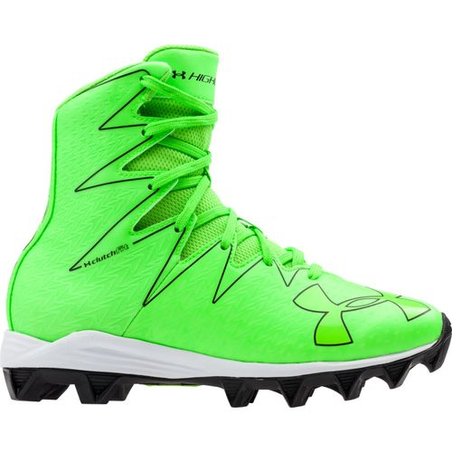 Display product reviews for Under Armour Boys' Highlight RM Jr. Football Cleats