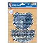 WinCraft Memphis Grizzlies Die Cut Logo Magnet - view number 1