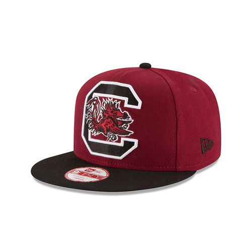New Era Men's University of South Carolina Logo Grand Redux 9FIFTY Snapback Cap