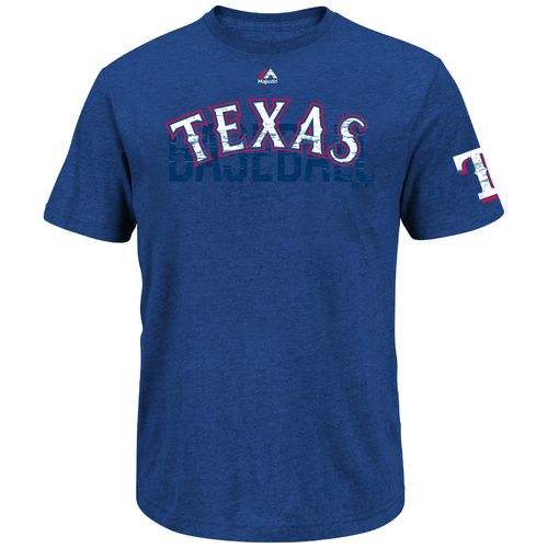 Majestic Men's Texas Rangers All In The Game