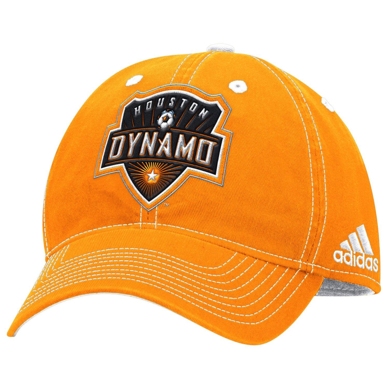 adidas™ Men's Houston Dynamo Performance Structured Adjustable Cap