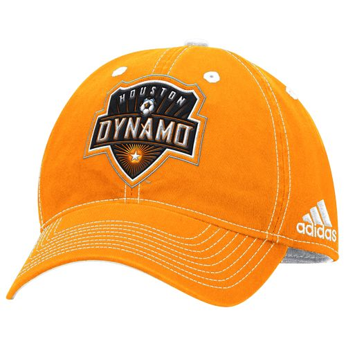 adidas™ Men's Houston Dynamo Performance Structured Adjustable Cap
