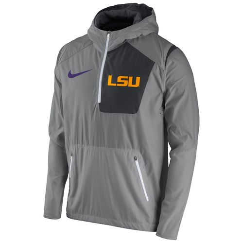 Nike Men's Louisiana State University Vapor Fly Rush Jacket