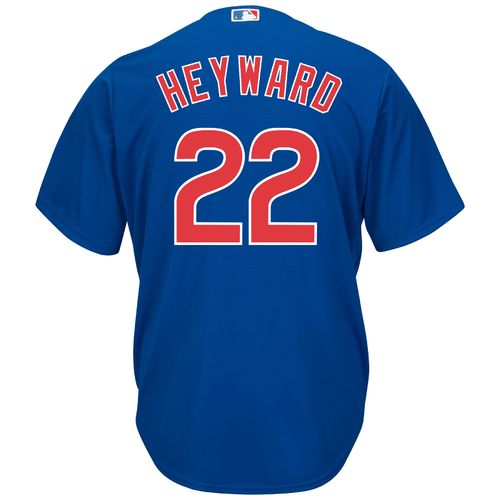 Majestic Men's Chicago Cubs Jason Heyward #22 Cool Base Replica Jersey