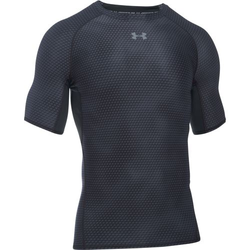 Under Armour Men's HeatGear Armour Compression Printed Short Sleeve T-shirt  - view number ...