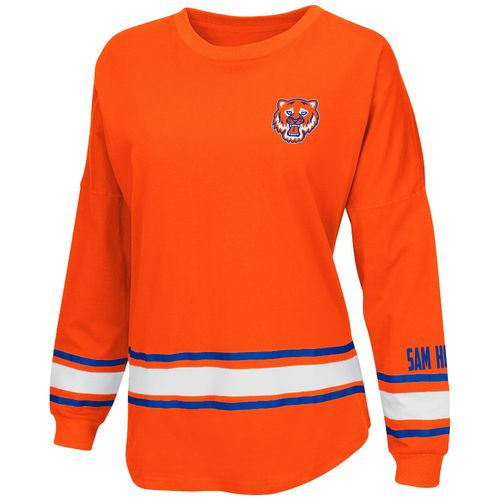 Colosseum Athletics™ Women's Sam Houston State University All Around Oversize Long Sleeve T