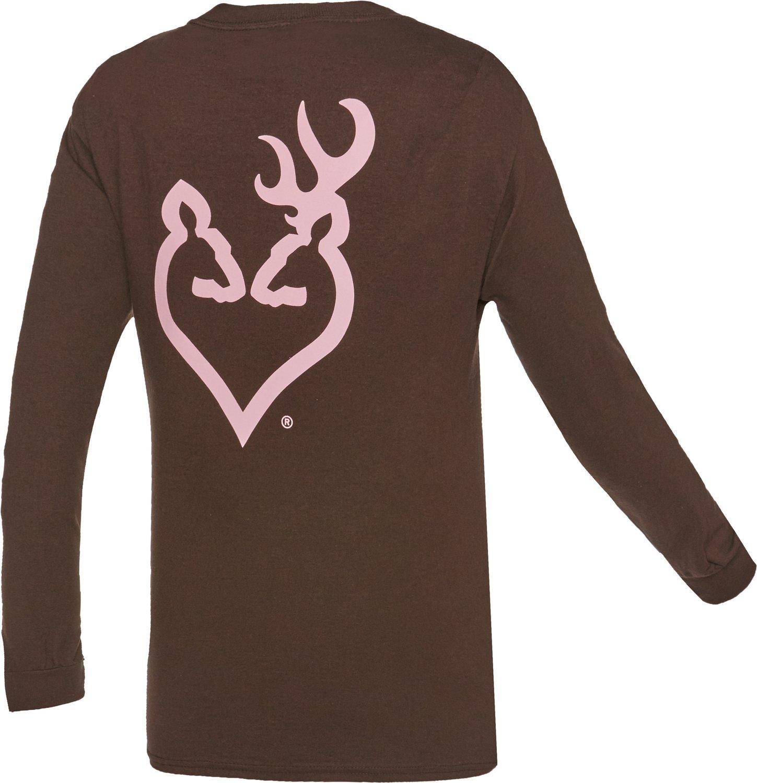 Browning Women's MO Country Buckheart T-shirt