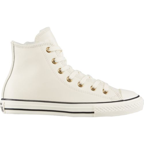 Display product reviews for Converse Girls' Chuck Taylor All Star Leather Shearling Hi Shoes