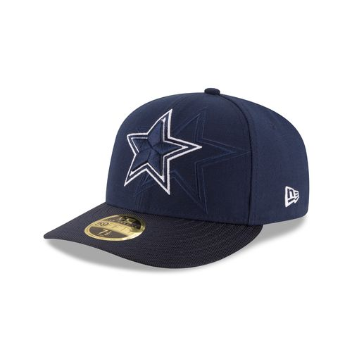 New Era Men's Dallas Cowboys 59FIFTY On-Field Sideline Low-Crown Hat