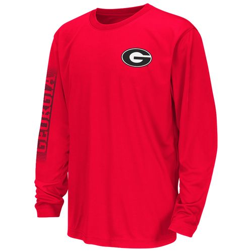 Colosseum Athletics™ Juniors' University of Georgia Long Sleeve T-shirt
