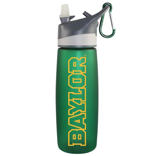 The Fanatic Group Baylor University 24 oz. Frosted Sport Water Bottle