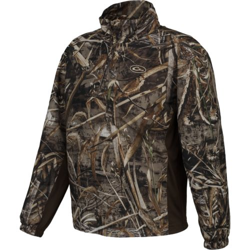 Drake Waterfowl Men's EST 1/4 Zip Pullover