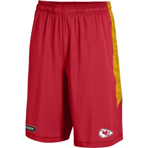 Under Armour™ NFL Combine Authentic Men's Kansas City Chiefs Raid Short
