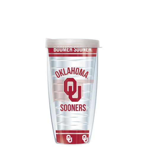 Signature Tumblers University of Oklahoma 22 oz. State Pride Super Traveler Tumbler