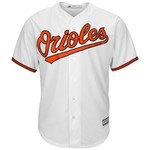 Majestic Men's Baltimore Orioles Brady Anderson #9 Cool Base Replica Jersey - view number 3