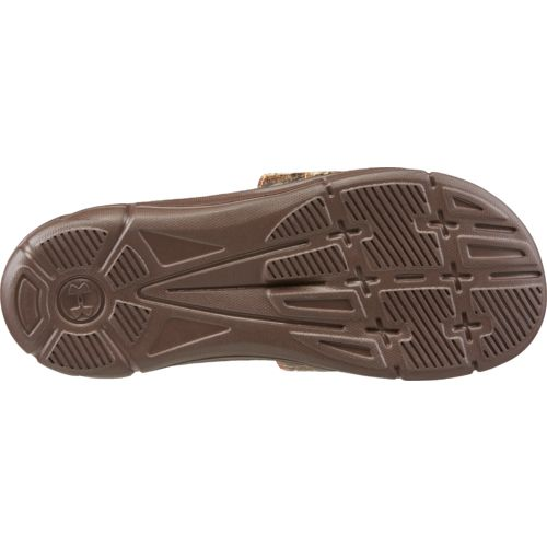Under Armour Men's Ignite Camo V Sports Slides - view number 5
