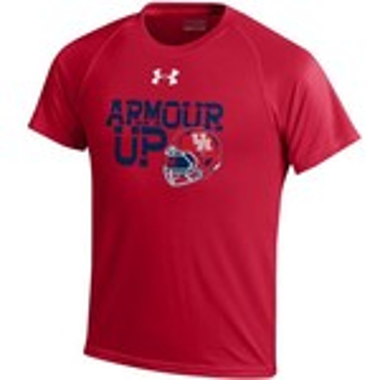 Under Armour™ Boys' University of Houston Tech T-shirt
