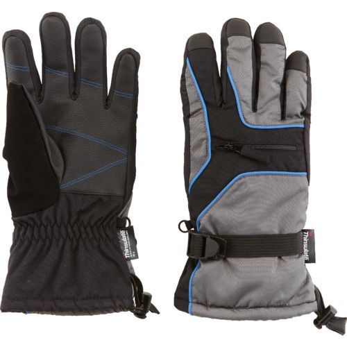 Magellan Outdoors Men's Ripstop and Tusser Snowboard Gloves