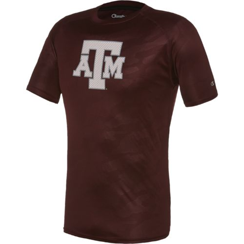 Champion™ Men's Texas A&M University Fade T-shirt