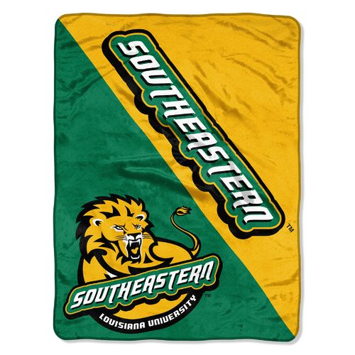 The Northwest Company Southeastern Louisiana University Halftone Raschel Throw