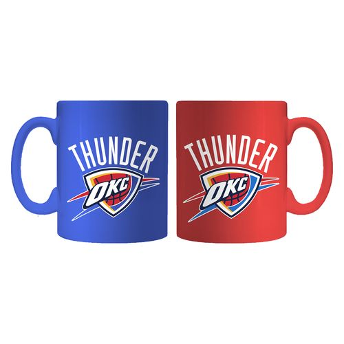 Boelter Brands Oklahoma City Thunder Home and Away Mug Set