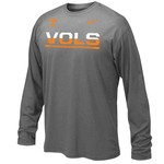 Nike Boys' University of Tennessee Dri-FIT Legend T-shirt