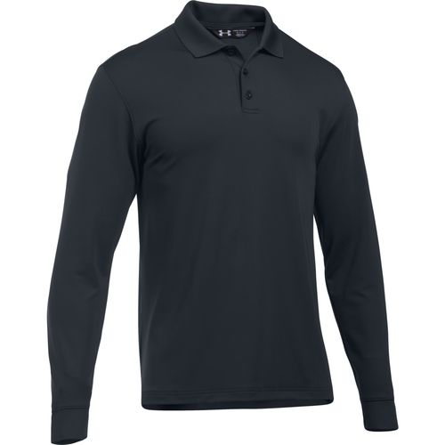 Under Armour™ Men's Tactical Performance Long Sleeve Polo Shirt