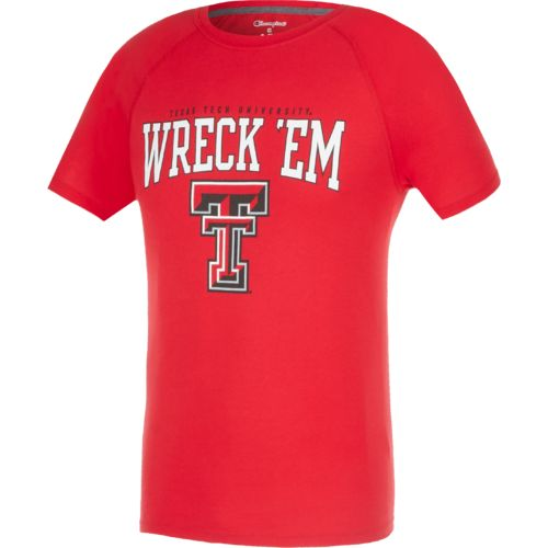 Champion™ Men's Texas Tech University Wreck 'Em T-shirt