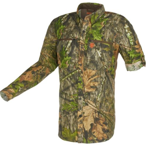 Game Winner® Men's Eagle Pass Deluxe Long Sleeve Camo Shirt
