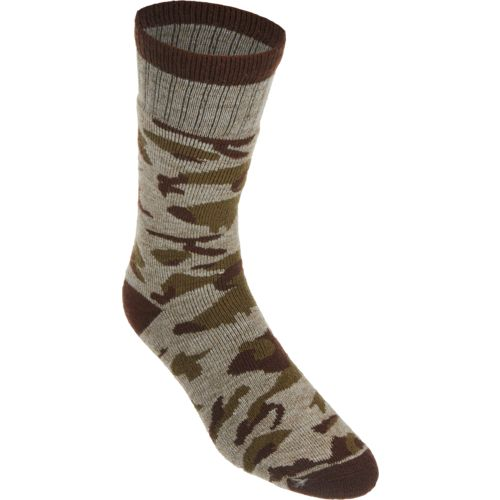 Magellan Outdoors™ Men's Midweight Camo Over-the-Calf Socks 2 Pairs