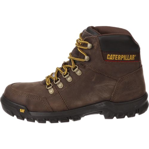 Cat Footwear Men's Outline Steel Toe Work Boots