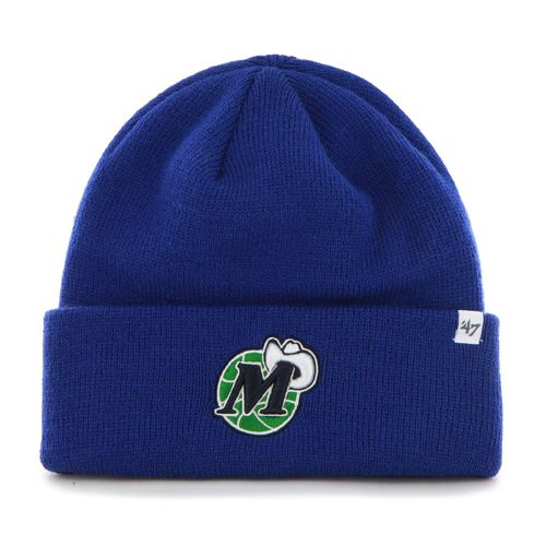 '47 Dallas Mavericks Raised Cuff Knit Hat